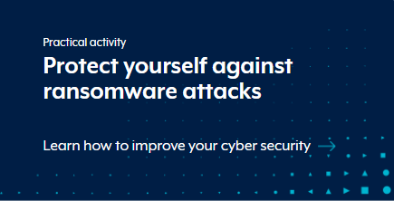 Protect yourself against Ransomware attacks